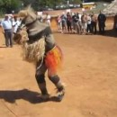 Okpaa Masquerade and Nkwa Umuagbogho Dance in USA (Video)