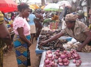 Abakaliki Main Market