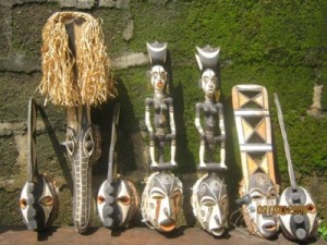 Afikpo masks, masquerades and dance groups are famous locally and internationally