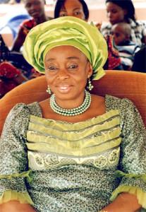 Chief Mrs. Josephine Elechi First Lady of Ebonyi State