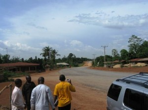 A view of Ikwo Local Government Area