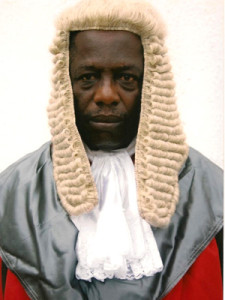 Justice Aloy Nweke Nwankwo Chief Judge of Ebonyi State