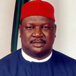 Senator Anyim Pius Anyim Secretary to the Government of the Federation