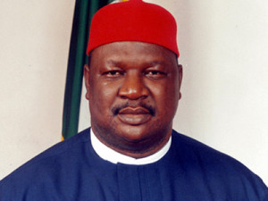 Anyim Pius Anyim Secretary to the Government of the Federation