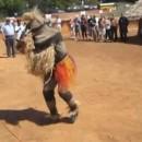 Okpaa Masquerade and Nkwa Umuagbogho Dance in USA (Video)