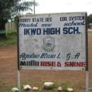 Ikwo High School Agubia (Photos)